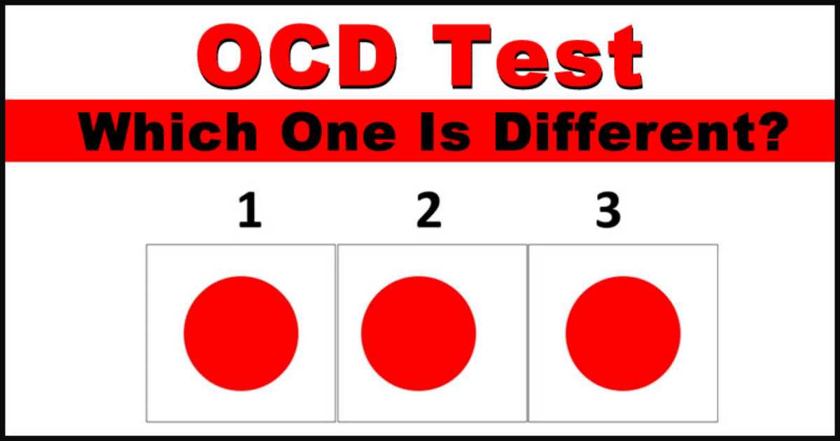 take this ocd test right now. Black Bedroom Furniture Sets. Home Design Ideas