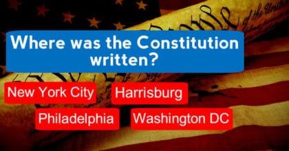 American History Test