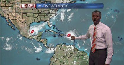 hurricanes hit