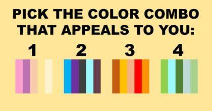 unique color test