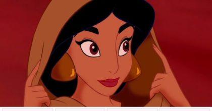 Disney female character