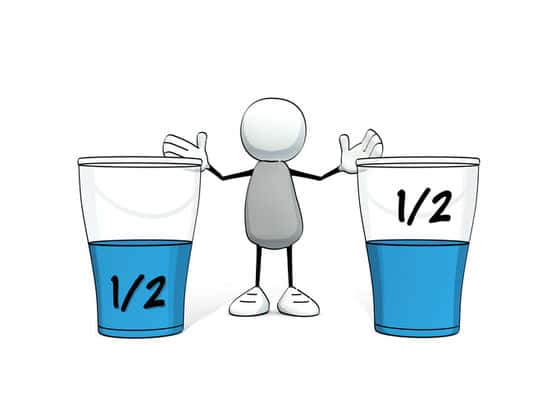 Cup Half Full Quotes: Is Your Glass Half Empty Or Half Full?