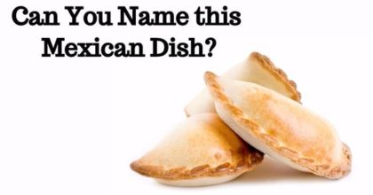 Popular Mexican Dishes